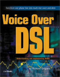 Voice over DSL Book