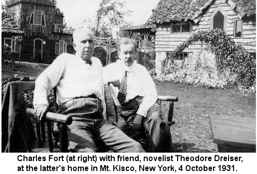 Theodore Dreiser and Fort